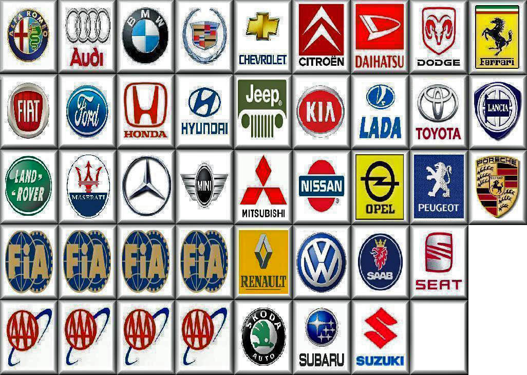 all car logos in the world - photo #12