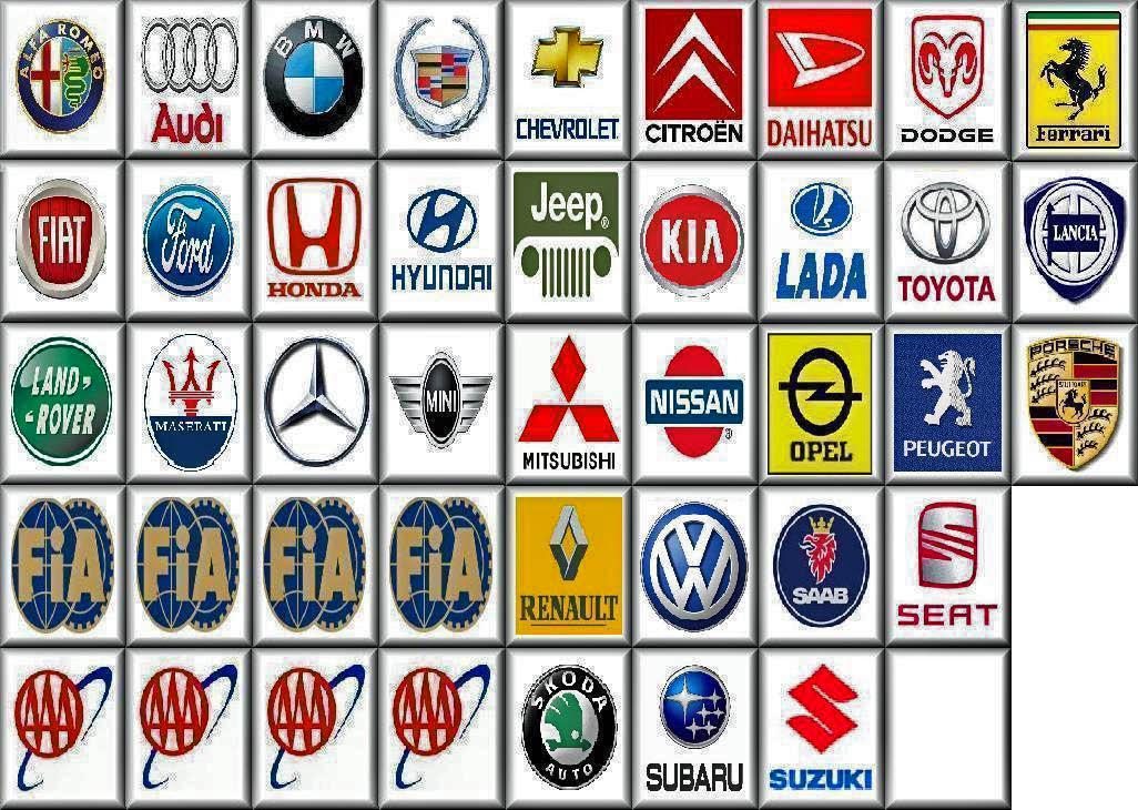 "Cars 3"", tile... W Car Logo Name"