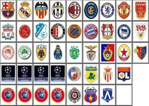 european soccer teams logos images frompo