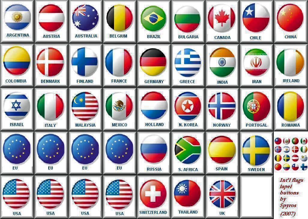 Canada Flag Template