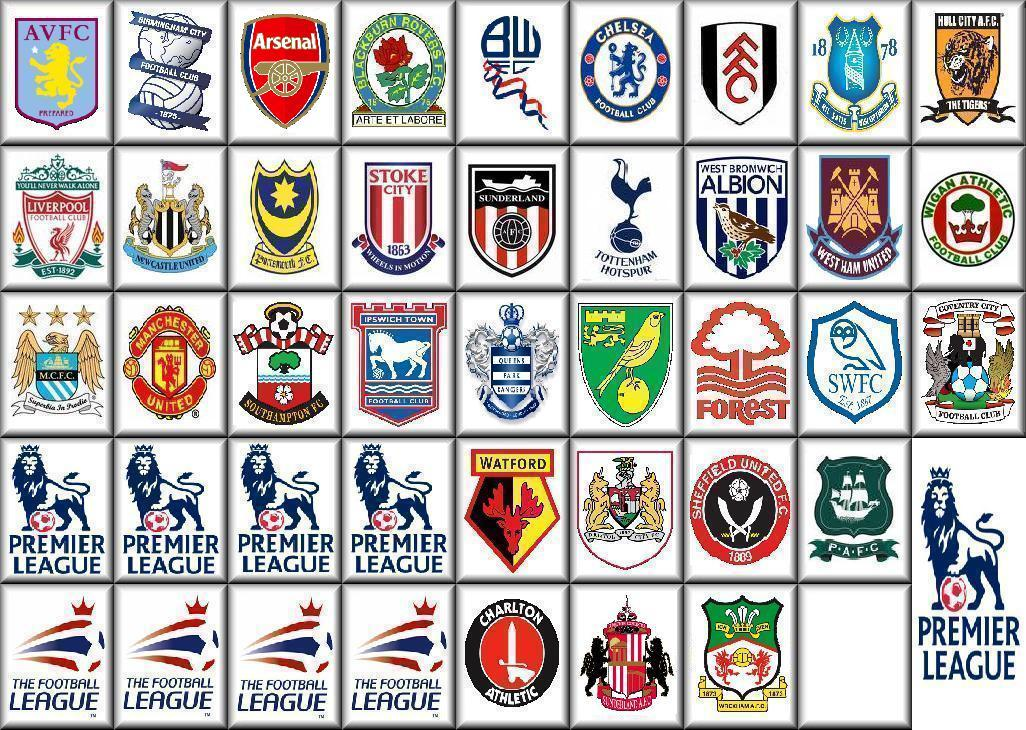 Premier League Clubs: A Blog For Mahjongg Fans