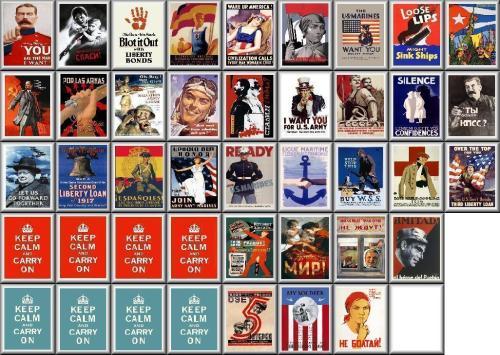 Vintage Propaganda