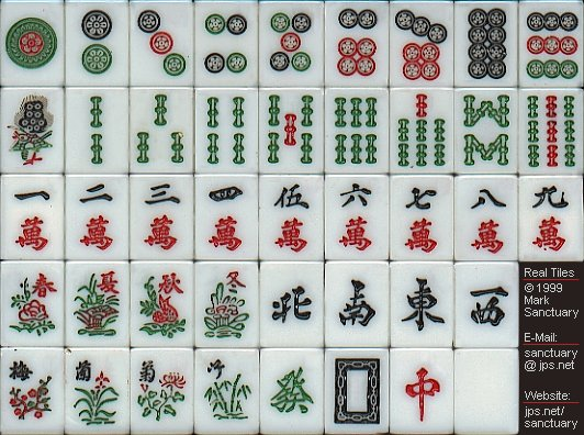 WatFile.com Download Free real tiles tileset for kyodai mahjongg found at http mahjongg